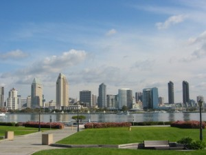 Downtown Skyline from Coronado