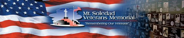 Mount Soledad Veterans Memorial Association Logo