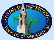 San Diego Professional Tour Guide Association Logo