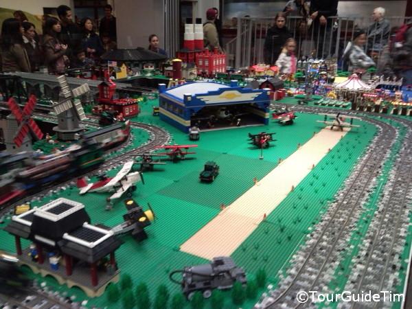 San Diego Model Railroad Museum - TourGuideTim Reveals San Diego!