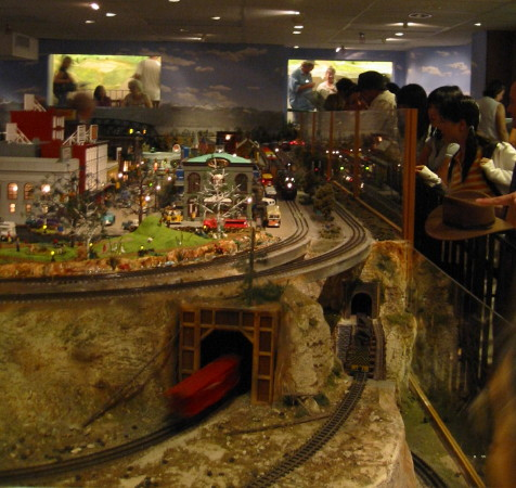Model railroad museum lancaster ca