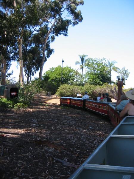 Balboa Park Miniature Railroad Tourguidetim Reveals San