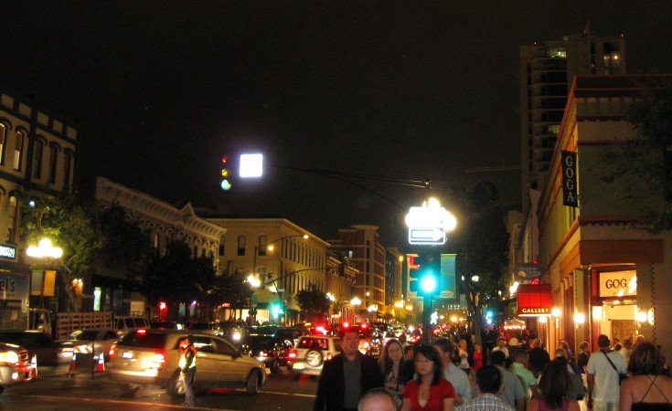 Gaslamp Quarter Attractions and Nightlife - TourGuideTim ...