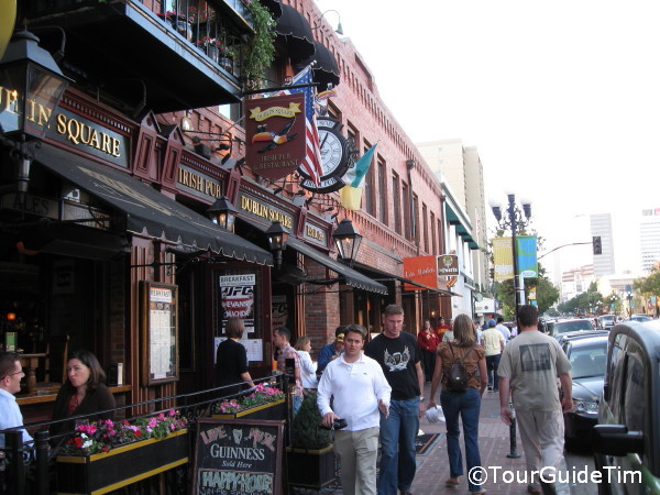 Gaslamp Quarter Attractions And Nightlife Tourguidetim