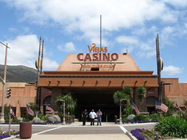 casino in Southern California between December 2007 and June 2008