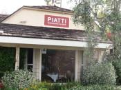 Piatti - Italian Restaurant - La Jolla Shores
