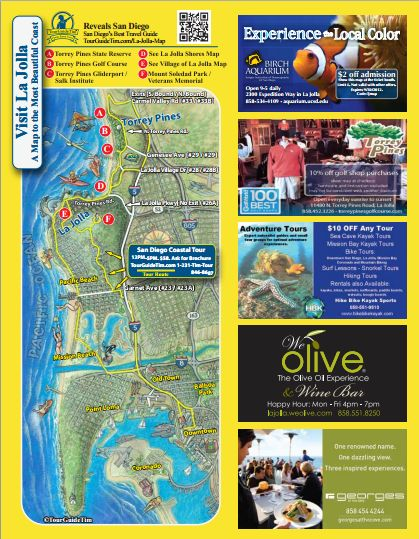 Open and Print the San Diego Map
