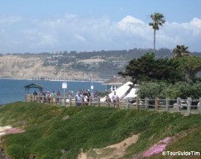 Scripps Park La Jolla