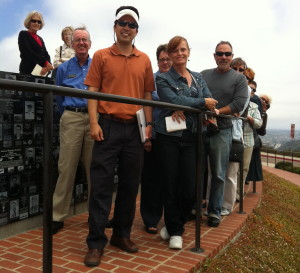 Taking the Professional Tour Guide Association on a Tour of San Diego