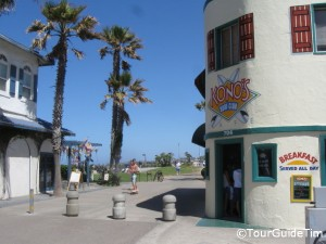 Restaurants in Pacific Beach