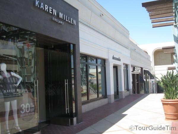 Movie Theater San Diego Fashion Valley Mall