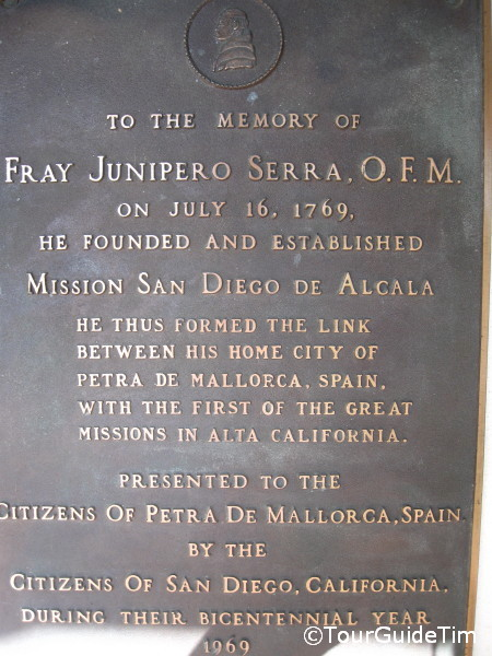 Mission San Diego De Alcala Tourguidetim Reveals San Diego