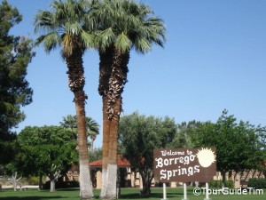 Borrego Springs Welcomes Tourists