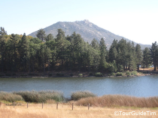 Tourguidetim reveals san diego parks local state for Lake cuyamaca fishing