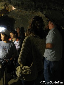 Inside the Gold Mine