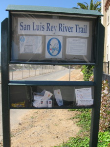 Bike San Diego River Trail San Luis Rey Trail Highlights