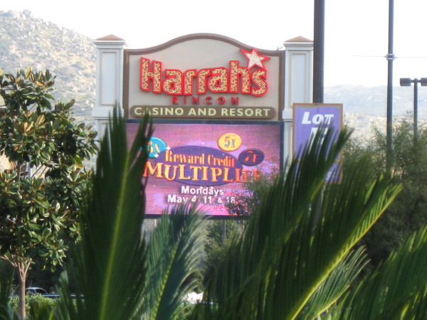 Harrah's Rincon Casino & Resort - TourGuideTim Reveals San Diego