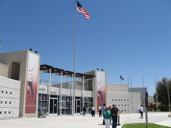 Us Olympic Training Center San Diego Tour